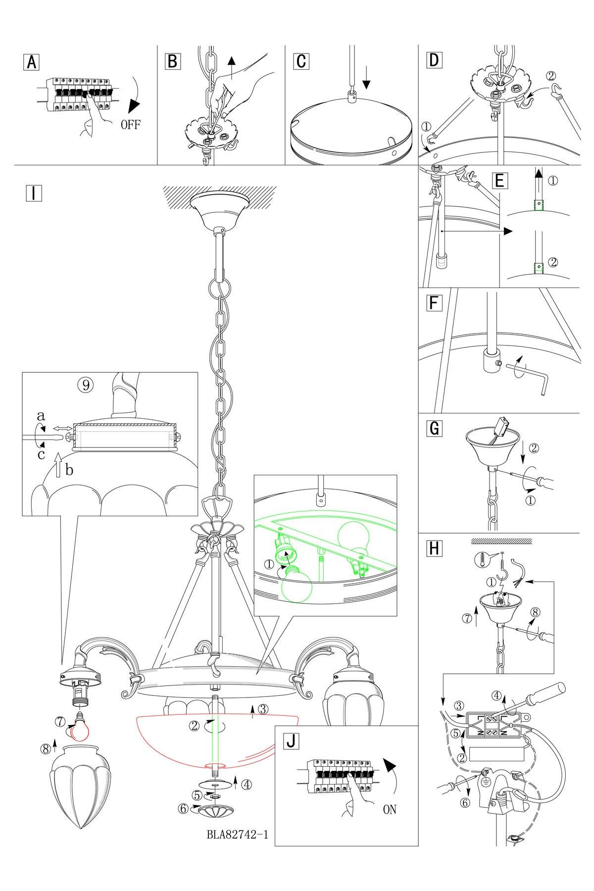 eglo 31659. Black Bedroom Furniture Sets. Home Design Ideas