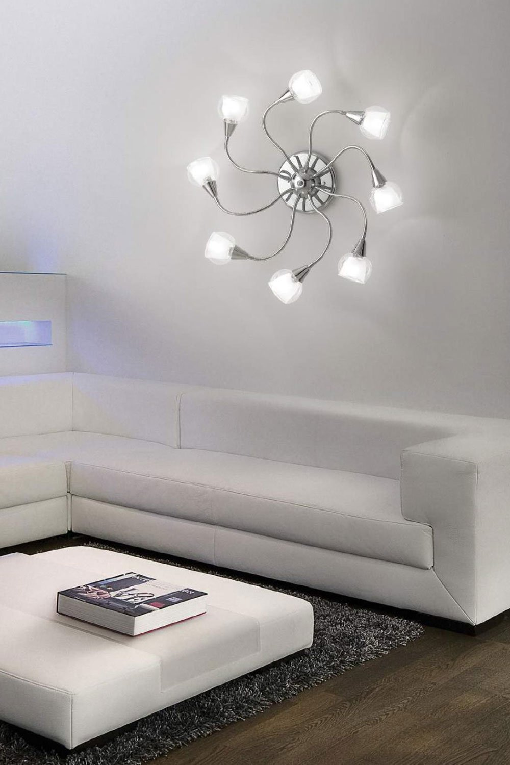 Люстра IDEAL LUX 43447